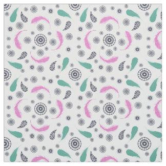bohoのスタイルパターン ファブリック