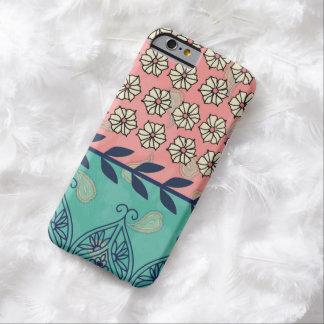 BohoのデイジーのiPhone6ケース Barely There iPhone 6 ケース