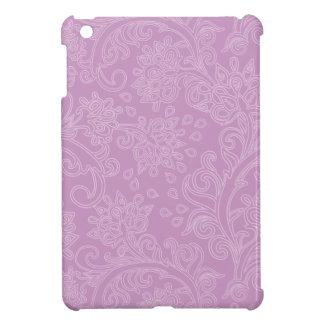 Bohoのピンクのガーリーなデザイン iPad Mini カバー
