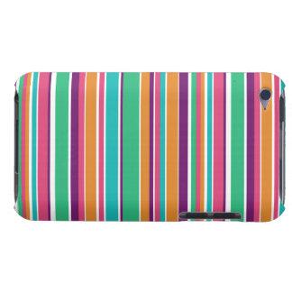Bohoの夏のストライプ Case-Mate iPod Touch ケース