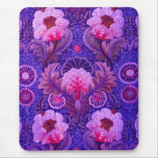 Bohoの絹の紫色 マウスパッド