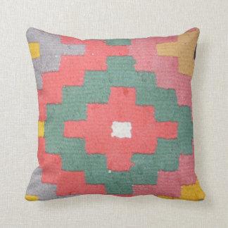 BohoカラフルなKilimの枕 クッション
