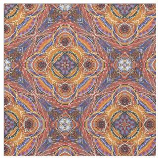 Bohoパターン綿織物 ファブリック
