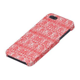 Boho民族象パターン iPhone 5 Case