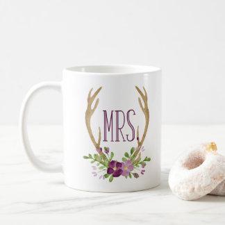 Boho Mug夫人 コーヒーマグカップ