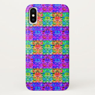 Boho Plaid iPhone X Case iPhone X ケース
