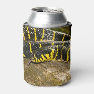 Boigaのdendrophilaかマングローブのヘビ 缶クーラー