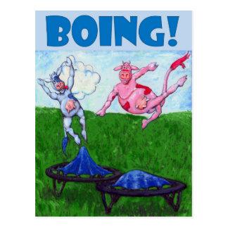 Boing! ポストカード
