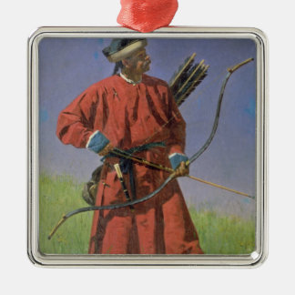 Bokharanの兵士1873年 メタルオーナメント