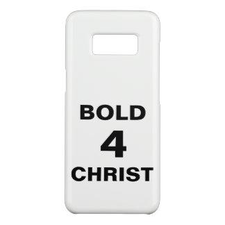 """Bold4Christ""のSamsung銀河系S8の箱 Case-Mate Samsung Galaxy S8ケース"