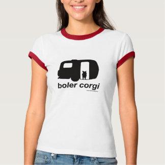 bolerのコーギーのワイシャツ tシャツ