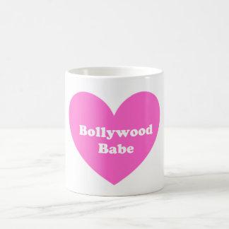 Bollywoodの女の子 コーヒーマグカップ
