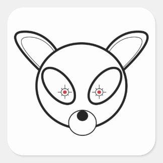Bombi: シカの詐欺1 スクエアシール