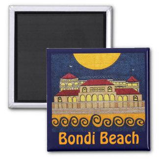 Bondiのビーチ マグネット