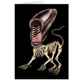 Boneyardの雑種犬 カード