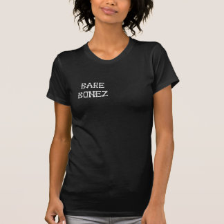 Bonez裸のバンド-女性Twofer Tシャツ