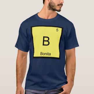 Bonita一流化学要素の周期表 Tシャツ