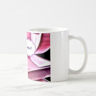 Bonjourのハムスター コーヒーマグカップ
