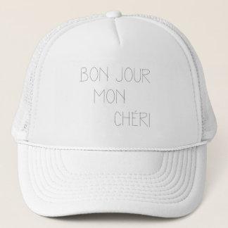 Bonjour月曜日Cheri キャップ