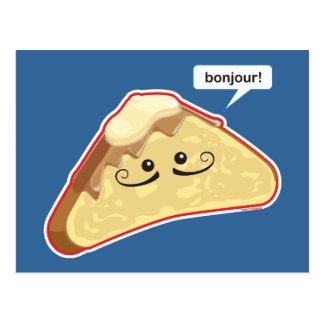 Bonjour! ポストカード