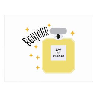 Bonjour Parfum ポストカード