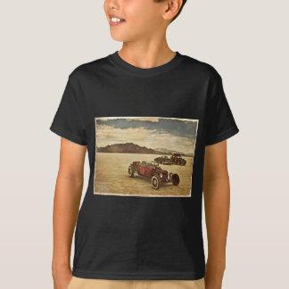 Bonnevilleのホットロッド Tシャツ