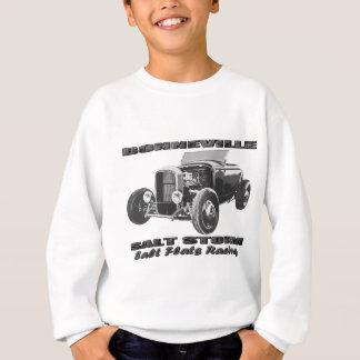 Bonnevilleの塩の平地競走 スウェットシャツ