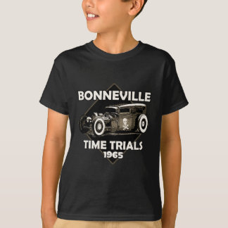 Bonnevilleの時間試験1965 Tシャツ