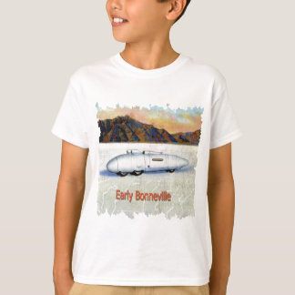 Bonneville Tシャツ
