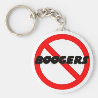Boogers無し キーホルダー