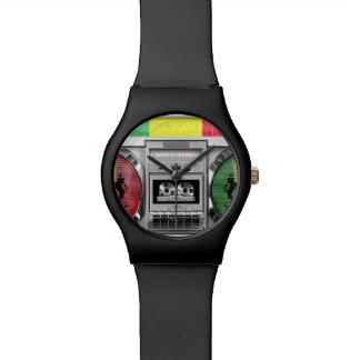 boomboxのレゲエ 腕時計