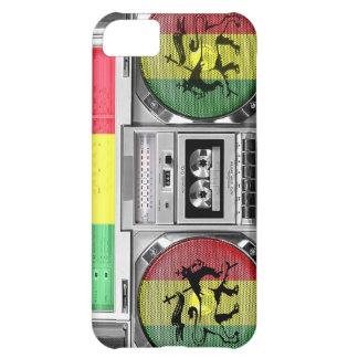 boomboxのレゲエ iPhone5Cケース