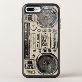 Boomboxの芸術のiPhone 7のプラスのオッターボックスの場合 オッターボックスシンメトリーiPhone 8 Plus/7 Plusケース