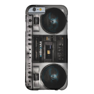 BoomboxのiPhone6ケースSC Barely There iPhone 6 ケース