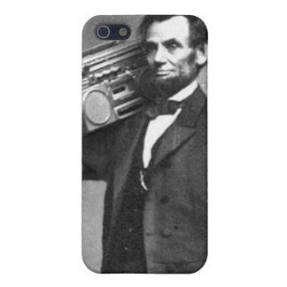 Boomboxリンカーン iPhone 5 ケース