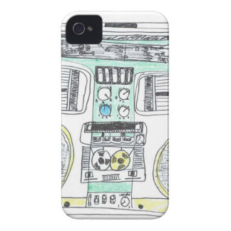 Boombox Case-Mate iPhone 4 ケース