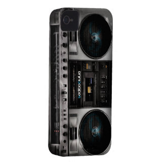Boombox IPodの場合SC Case-Mate iPhone 4 ケース