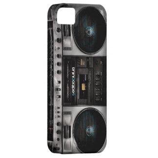Boombox IPodの場合SC iPhone SE/5/5s ケース