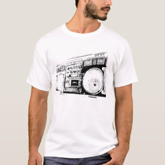 BOOMBOX Tシャツ