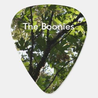Booniesのギターピック ギターピック
