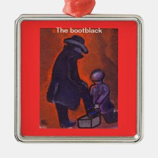 (bootblackのオーナメント) メタルオーナメント