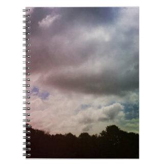 Boothbayの写真のノート(80ページB&W)で嵐 ノートブック