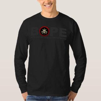 BOPE -ブラジルの警察のワイシャツ Tシャツ