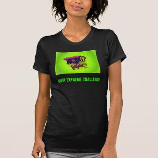 Bopit Etremeの挑戦レディースティー Tシャツ