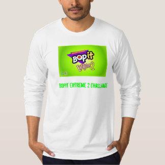 Bopit Extreemの挑戦ワイシャツ Tシャツ