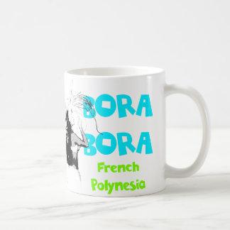 Bora Boraの女性のダンサーのマグ コーヒーマグカップ