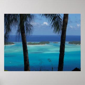 Bora Boraの眺め ポスター