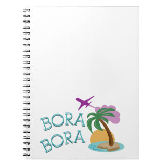 Bora Bora ノートブック