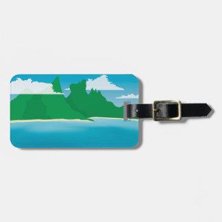 Bora Bora ラゲッジタグ