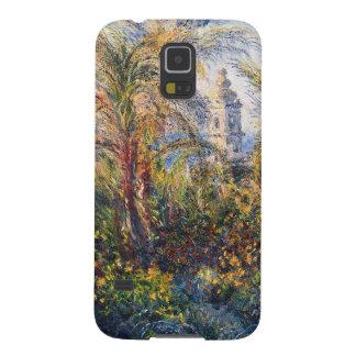 Bordigheraのクロード・モネ|の庭 Galaxy S5 ケース